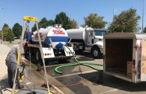 commercial plumbing hampton