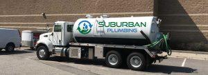 suburban plumbing trucks