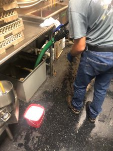 grease trap collection